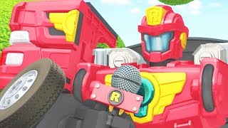 TOBOT English | 318 Sync or Swim | Season 3 Full Episode | Kids Cartoon | Videos for Kids