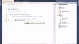 ASP.NET MVC. Создание HTML-хелпера. Custom html helpers