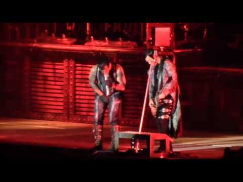 Rammstein - B******** [28.02/01.03.2010 Moscow] (multicam by DarkSun) HD