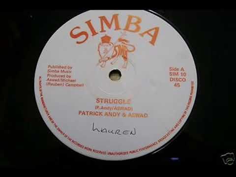 Patrick Andy & Aswad - Struggle