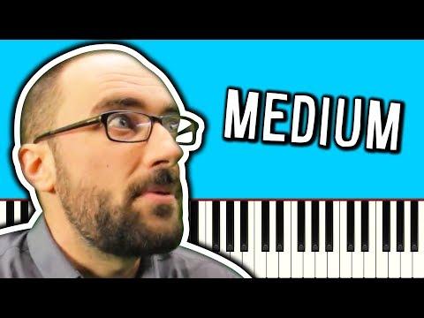 VSAUCE, MICHAEL HERE! - Piano Tutorial