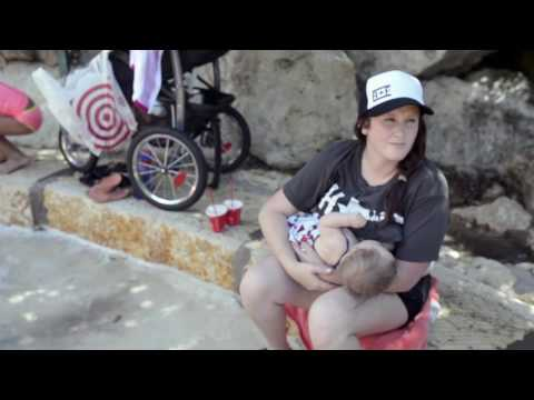 A Day In The Life Of A Breastfeeding Mom