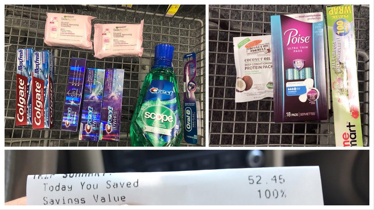 Reto de $10.00 en cvs|| Compra con Cupones Digitales | 11 Productos GRATIS + Reembolso