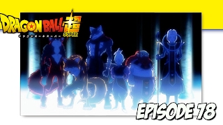 Dragon Ball Super Episode 78 Review - Universe 7 vs Universe 9