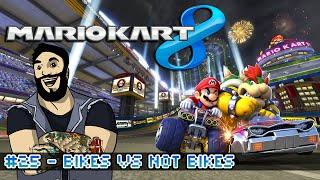 Mario Kart 8 Online #25 - Bikes VS Not Bikes