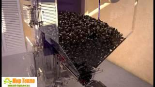 Принцип работы  пеллетный котел, угольный автоматический котел  Котел с бункером(Большой выбор твердотопливных котлов с ручной и автоматической загрузкой по низким ценам. Твердотопливные..., 2015-10-23T14:07:21.000Z)