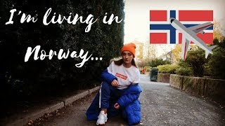 I AM LIVING IN NORWAY!!