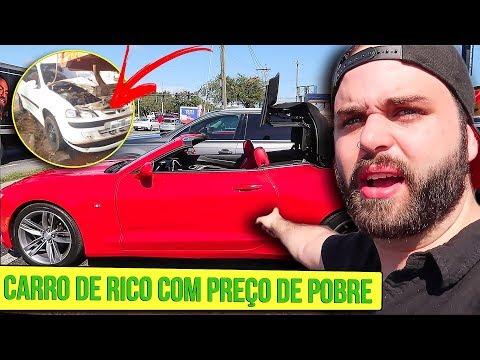 CARROS DE RICO PELO PREÇO DE UM CELTA NOS ESTADOS UNIDOS
