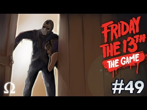 JASON'S NEW YEAR BASH! | Friday the 13th The Game #49 Ft. Friends