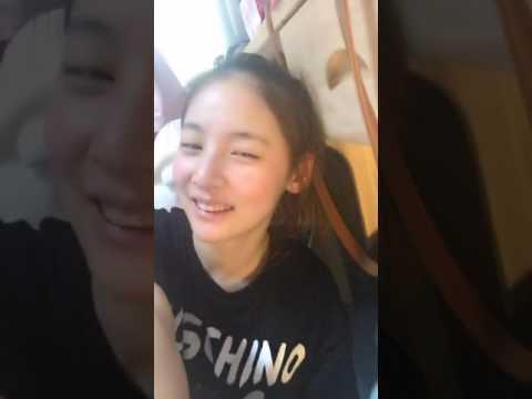 SNH48 赵粤 Zhao Yue 170328口袋直播