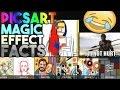 Picsart tutorials   Picsart magic effect   how to use magic effect in picsart