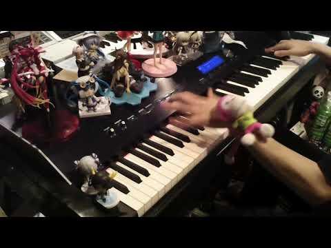 【ピアノ】アニソン100曲をメドレーにして弾