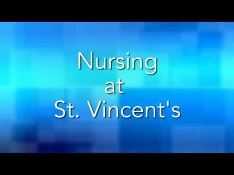 St. Vincent's College Nursing Program