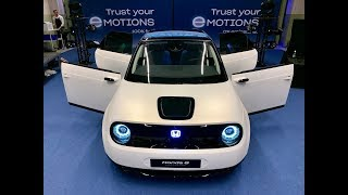 Download Honda e Urban EV 1st Look with Hidden Easter Eggs Mp3 and Videos