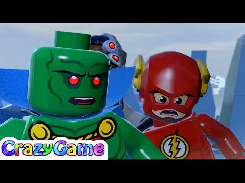 #LEGO #Batman 3 Beyond Gotham Episode 15 - Fortress of Solitude (Android, iOS)
