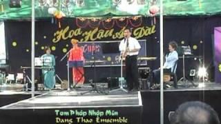 TAM PHÁP NHẬP MÔN - Bầu Tranh Sáo - Dang Thao Ensemble