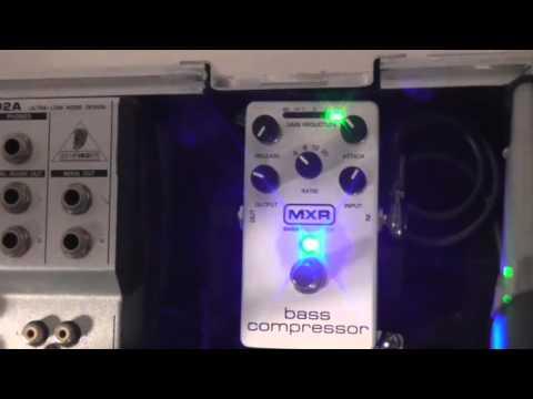Download Youtube: Lezioni di Basso Elettrico - Il compressore, consigli per l'utilizzo! (Lez.93)