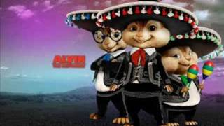 ALVIN AND THE CHIPMUNKS ( EL MARIACHI LOCO)