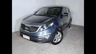 Automatic Cars SUV Kia Sportage 2013 Review For Sale