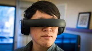 Hands-On with the Avegant Glyph Head-Mounted Display