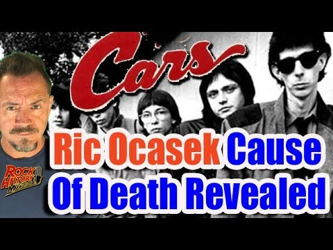 Cars' Ric Ocasek Cause Of Death Revealed