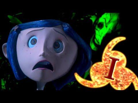 "Night I: Spiderweb   Reviewing ""Coraline"""