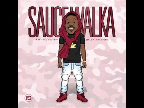 Sauce Walka X Famous Dex - Drip from my Walk ( Official Audio )