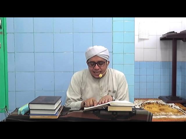 Kajian Kitab Tafsir Jalalain dari Masjid Al-Khoirot - 06-04-2019