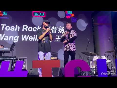 Part 5/9 Wang Weiliang Tosh Zhang @ Sccc 01/11/2019