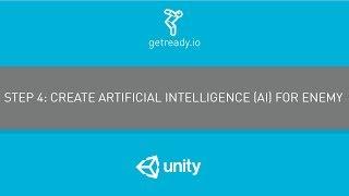 ''بونغ لعبة'' - الخطوة 4: إنشاء الذكاء الاصطناعي (منظمة العفو الدولية) على العدو.