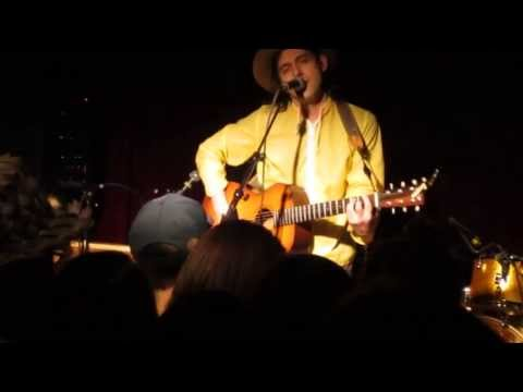 Conor Oberst - Common Knowledge (Live)