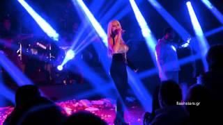 Έλενα Μπάση - είσαι τρελός (Αστερια live) - Elena Mpasi