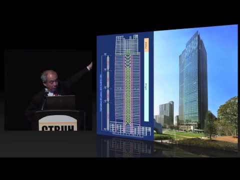 "CTBUH 10th Annual Awards - Dr. Akira Wada, ""Seismic Design and Structural Engineering"""