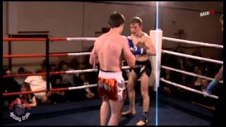 DEMO BOUT - Spencer Brown vs Scott Kerr - 07/06/14