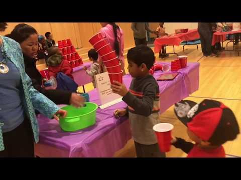 Kids Fun Activities in Mill Brook School
