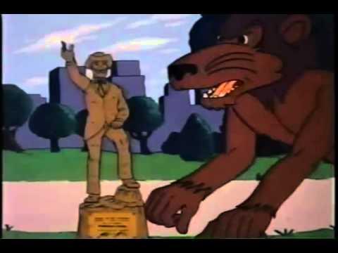 SHAZAM 1981 Cartoon - Black Adams Return