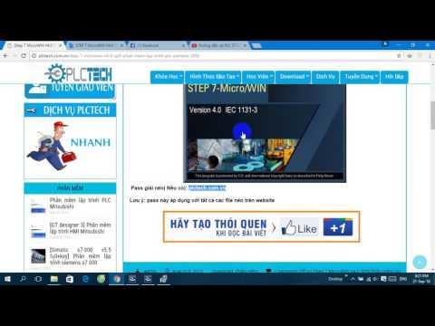 Unlock POU Password S Use Step7 MicroWIN V