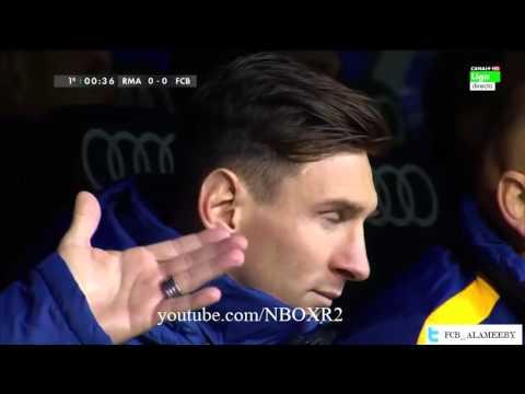 Barcelona vs Real Madrid 4 0 La Liga FULL HD720 Full Match   Spanish Commentary 21 11 2015