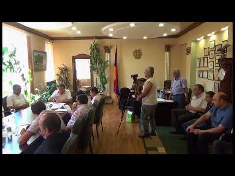 31.07.2018թ. Ստեփանավան համայնքի ավագանու նիստ