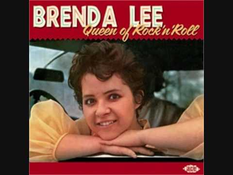 Brenda Lee - My whole World is falling down