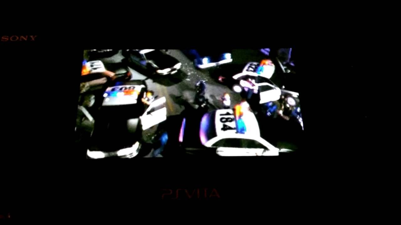 Resident Evil 3 Nemesis working on Vita Retro arch PCSX by Twoja Stara