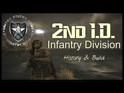 2nd Infantry Division (2nd ID) History and Build - Ghost Recon Wildlands