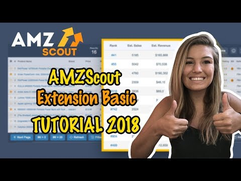 amzscout fba calculator chrome extension
