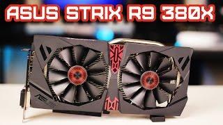ASUS STRIX R9 380X Обзор, Тесты в играх. Вся правда об AMD 380X