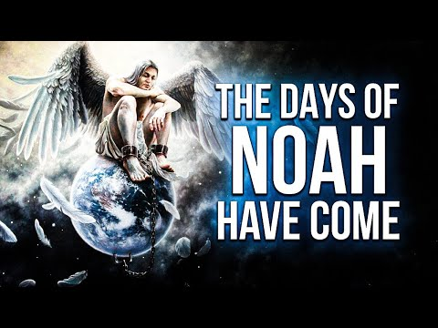 """Jesus Warned Us About This - """"The Days of Noah Have Come"""""""
