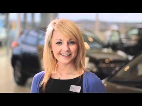 New Western Toyota at Edinburgh's Luxury Car Village