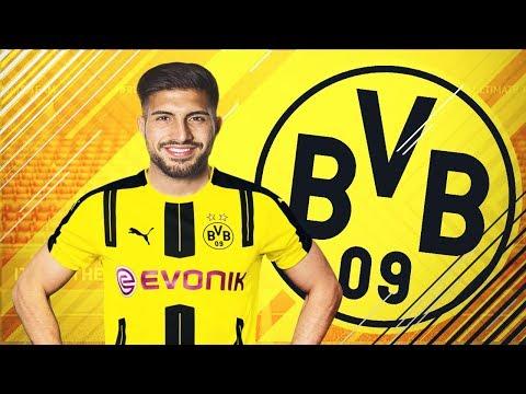 Pleaca Gotze 60M Euro ?! Transfer Emre Can Semneaza cu Dortmund || FIFA 18 România Dortmund #7