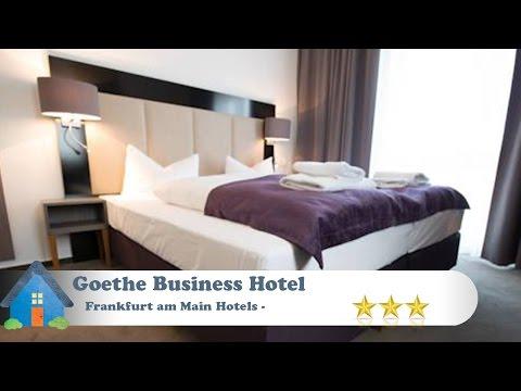 Goethe Business Hotel - Frankfurt am Main Hotels, Germany