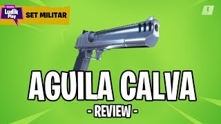GUIA AGUILA CALVA SET MILITAR ? FORTNITE SAVE THE WORLD Spanish Gameplay