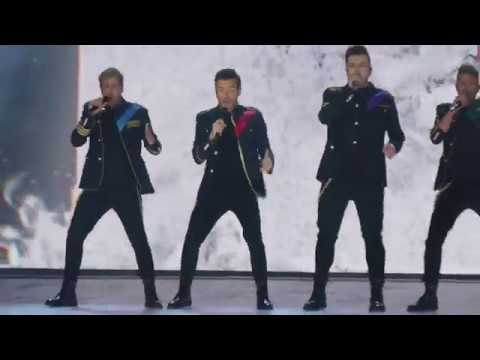 Westlife - What About Now - Croke Park - 6th July 2019
